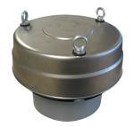 Предохранительный сбросный пружинный клапан давления