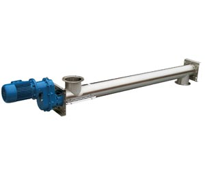 Шнековый транспортер для муки как подключить сигнализацию на транспортер