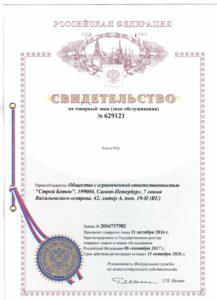 патент СанниМикс