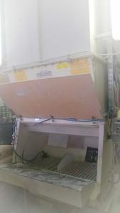 растариватель бумажных мешков