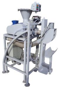 установка фасовки в клапанные мешки ФАС-КМ2