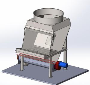 Растариватель мешков 50 кг
