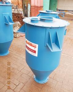 весовой дозатор цемента