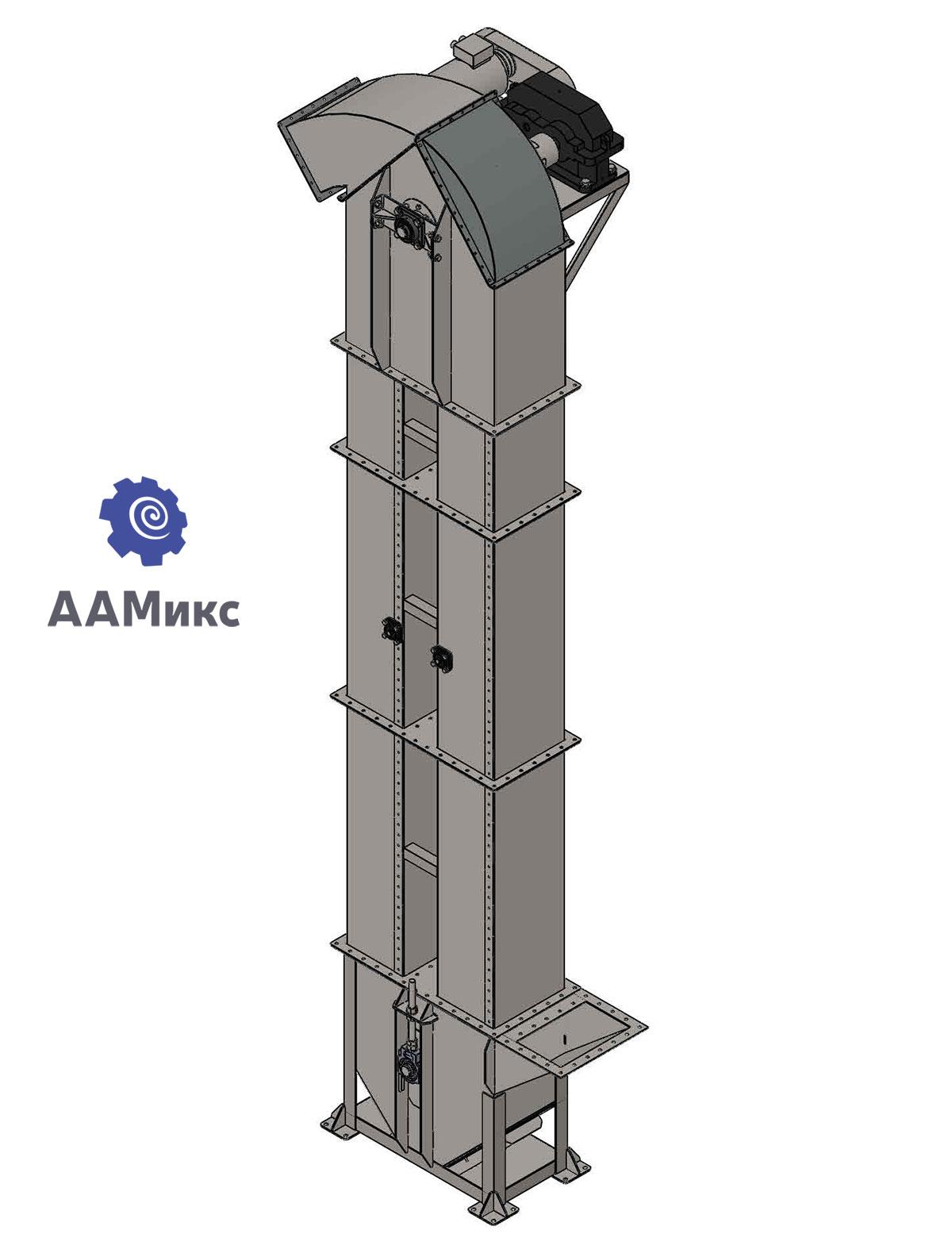 Вертикальные транспортеры нории конвейер производительностью