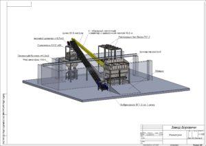 модель завода ССС