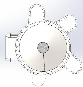 круговое вибросито ААМикс КВС-1